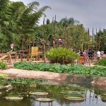 Croco parc Agadir Botanical Garden and Animal Park Morocco